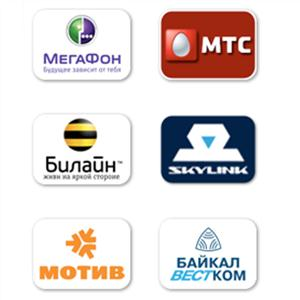 Операторы сотовой связи Высокогорска